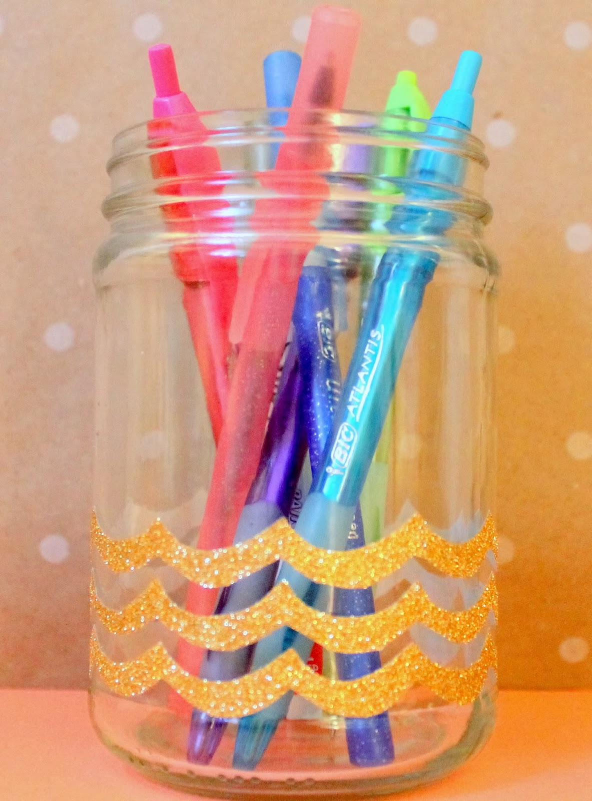 how to make a job jar for kidswith sticky notes