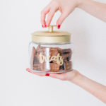 Quick and Easy DIY Dog Treat Jar